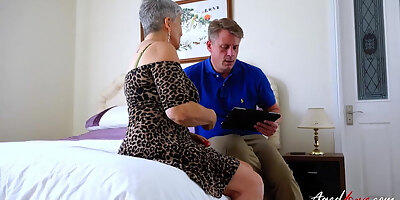this mothers day she wants step son and creampie
